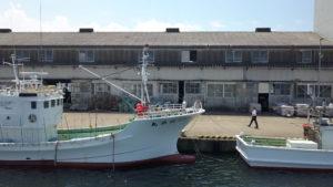 上田英俊の魚津漁港リサーチ
